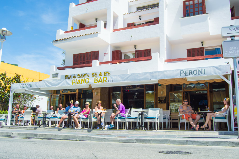 Piano Bar Magaluf